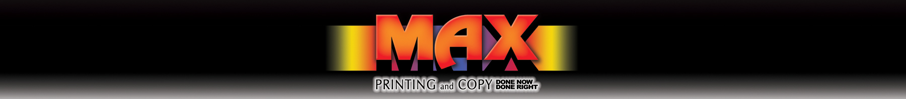 Max Printing & Copy Center