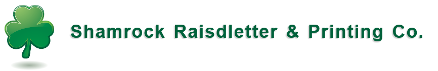 Shamrock Raisdletter Printing Co.