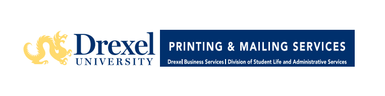 Drexel University - Printing & Mailing Services