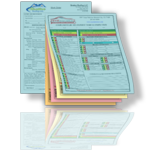 Carbonless Forms COLOR & Black/White NCR Forms