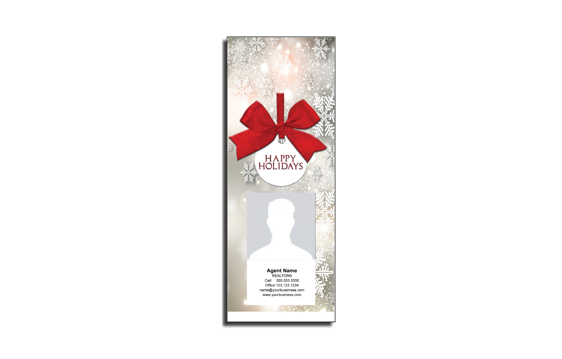 Plumb Marketing Doorhanger - Christmas 02 - 1710