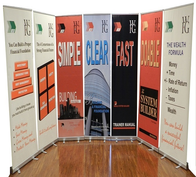 Banners - Roll Up / Retractable Banners