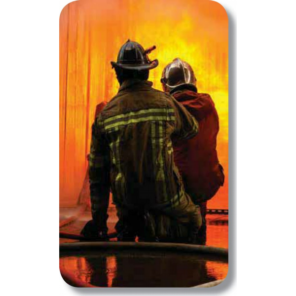 Fireman Fighting Flames2.5