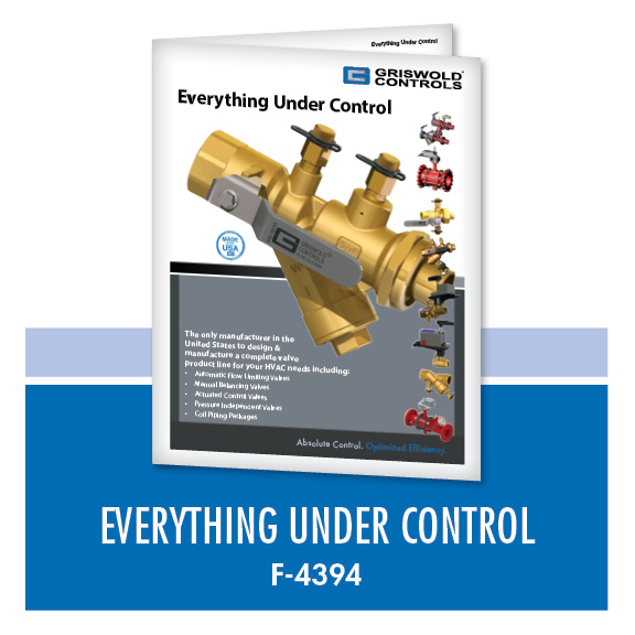 Marketing / Everything Under Control (F-4394)
