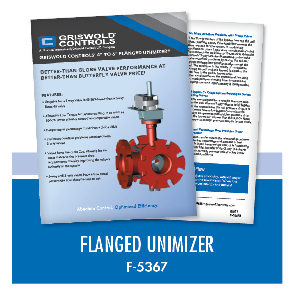 Marketing / Flanged Unimizer (F-5367)