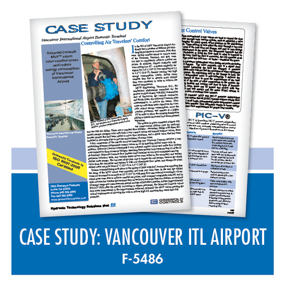 Marketing / Case Study: Vancouver International Airport (F-5486)