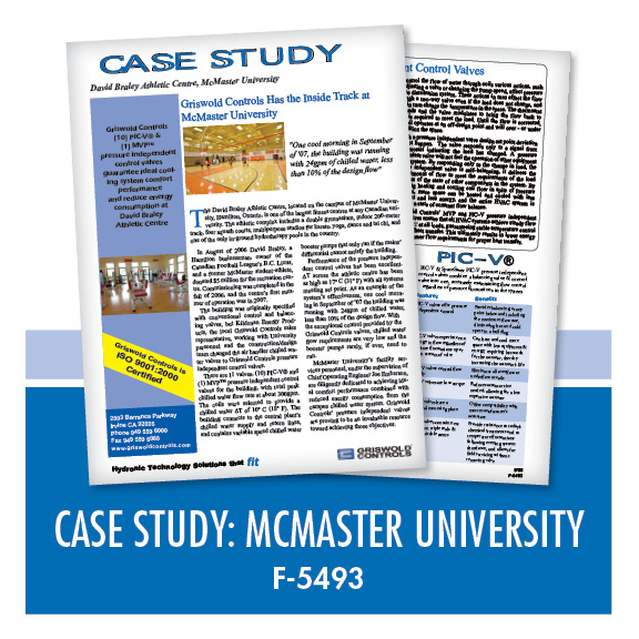 Marketing / Case Study: McMaster University (F-5493)