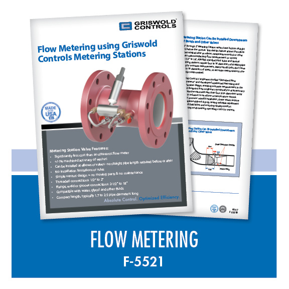 Marketing / Flow Metering (F-5521)
