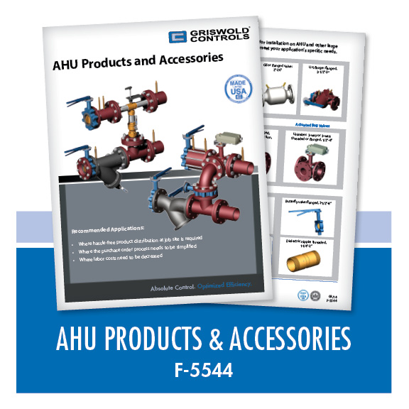 Marketing / AHU Products & Accessories (F-5544)