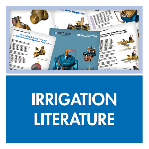 Marketing / Irrigation Literature